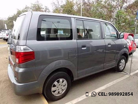 Alquiler De Minivan Suzuki Apv 3 Filas S/.150 X Día