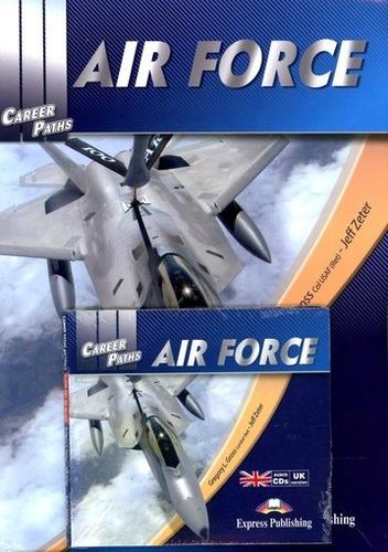 Career Paths - Air Force - Book W/cd - L., Jeff