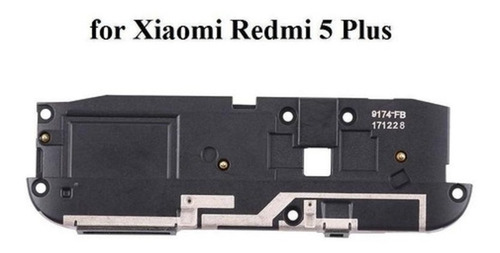 Imagen 1 de 1 de Parlante Altavoz Timbre Bocina Xiaomi Redmi 5 Plus Original!