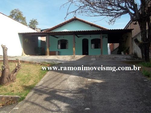 Bairro Lagoinha V. Nova Casa  3qts + Área Gourmet Em Bhte/mg
