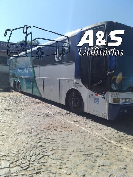 Busscar Vissta Buss Hi Trucado Super Oferta Confira! Ref.311