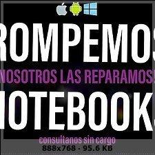 Compaq 610 Para Reparar Notebook