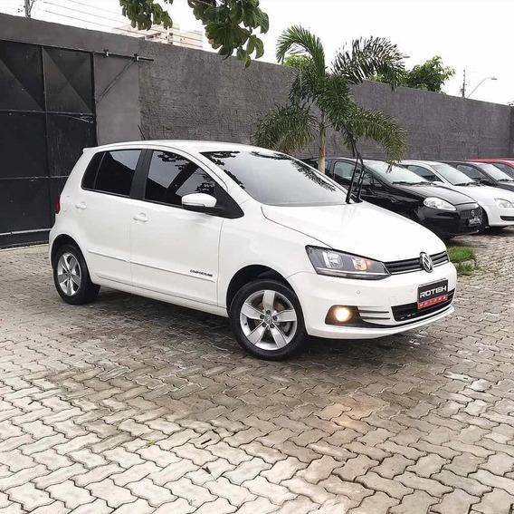 Volkswagen Fox 1.0 12v Comfortline Total Flex 5p 2017