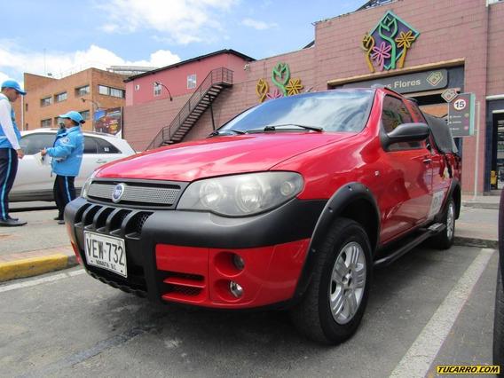 Fiat Strada Aventure, 1800cc