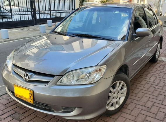 Honda Civic Lx 4 Puertas Automatico