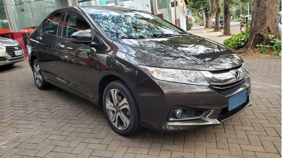 Honda City Exl
