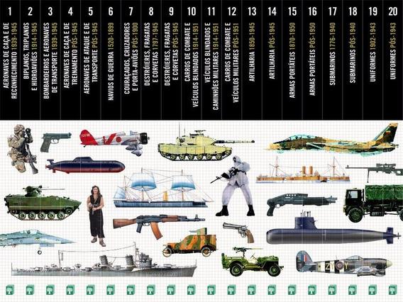 Livro Armas De Guerra- Volume 14. Lacrado. Frete R$14,00.