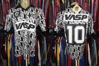 Bragantino 1992 Camisa Titular Tamanho M Número 10.
