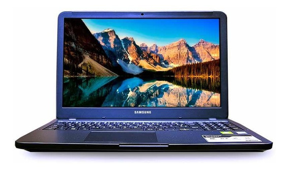 Notebook Samsung Expert I7 8*ge 1 Tb 8gb Ddr4 Placa Video Geforce Mx110