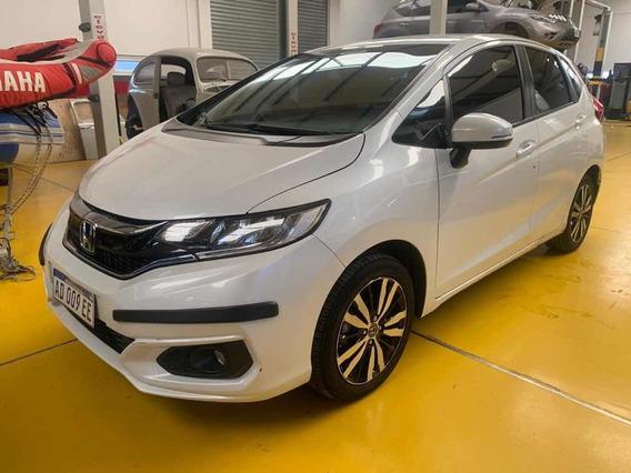 Honda Fit 1.5 16v Iii Ex-l 2019