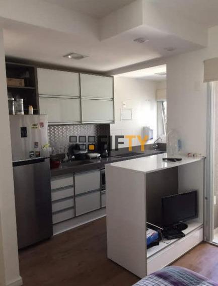 Studio Residencial Para Venda E Locação, Cidade Monções, São Paulo - . - Kn0046