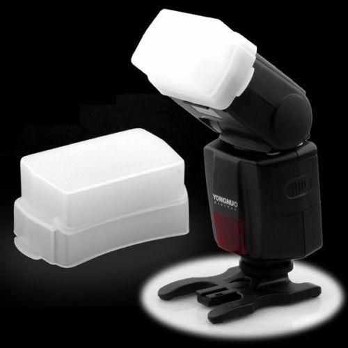 Difusor Para Flash Nikon Sb600, Sb800