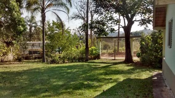 Chácara Rural À Venda, Floresta Escura, Águas De São Pedro. - Ch0092