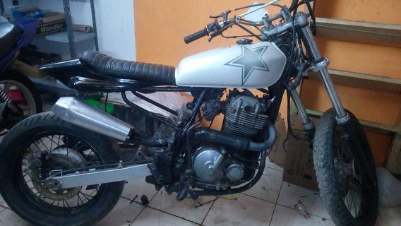 Suzuki Dr 650 Scrambler
