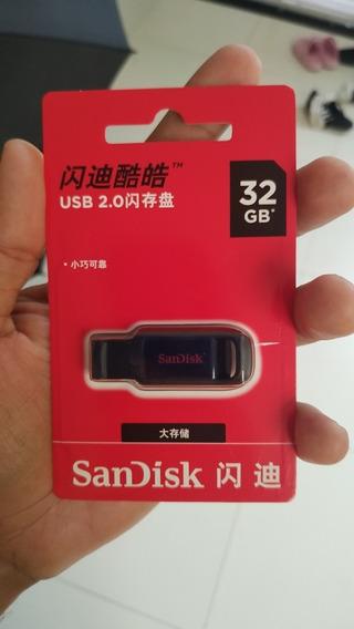 Pen Drive 32gb Sandisk Original