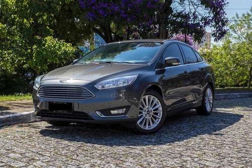 Ford Focus 2016 2.0 Titanium Flex Powershift 5p