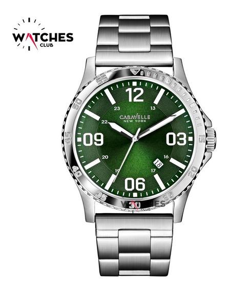 Relógio Caravelle New York 43b129