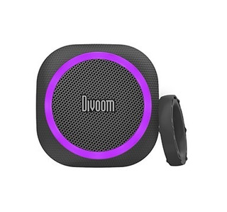Parlante Bluetooth Divoom Led Rgb 4w Aierbeat 30