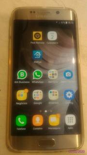 Celular Samsung Galaxy S6 Edge Sm-g925i 3gb 32gb Tenho Nf