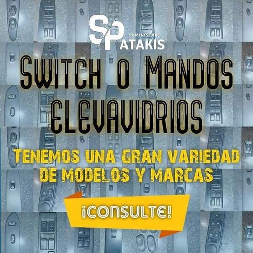 Switchs O Mandos Eleva Vidrios Para Todas Las Marcas