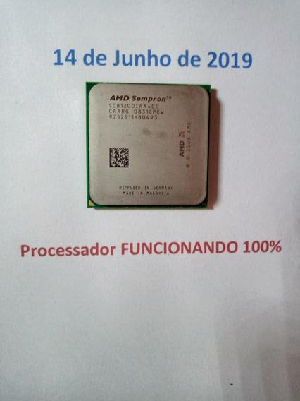 Processador Amd Sempron 2.2ghz Socket Am2 Funcionando 100%