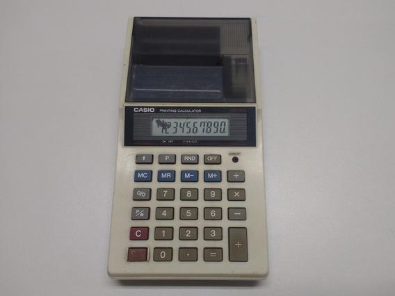 *no Estado - Leia* Calculadora Impressora Casio Hr-8a