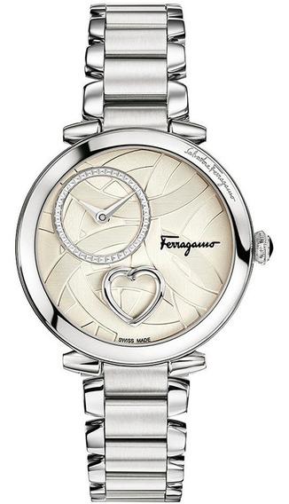 Reloj Salvatore Ferragamo Cuore Sfcuore06 Original