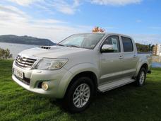 Toyota Hilux Dobbel Cabina