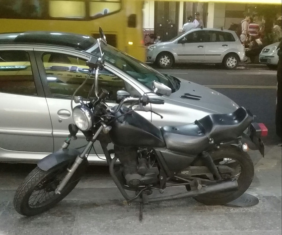 Motomel Custom 150cc Año 2010