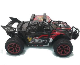 Carrinho Rally Com Controle Remoto Escala 1:16 Super Barato