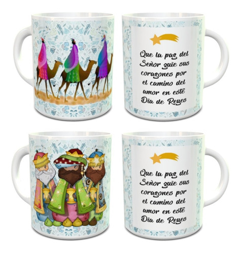 Mugs, Taza, Pocillo Navideños Regalo Recordatorio  Navidad