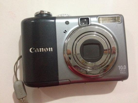 Câmera Canon Power- Shot - Não Funciona