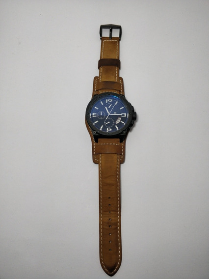 Relógio Masculino Pagani Design Pulseira Em Couro (usado)