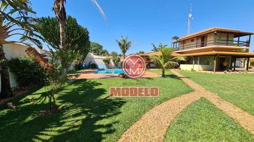 Imagem 1 de 30 de Chácara Com 3 Dormitórios À Venda, 1250 M² Por R$ 530.000,00 - Zona Rural - Saltinho/sp - Ch0212