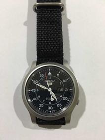 Relógio Seiko 5 Military Automático