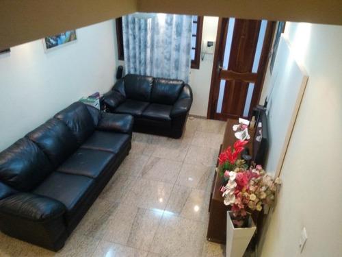 Imagem 1 de 30 de Sobrado Com 3 Dormitórios À Venda Por R$ 660.000 - Tatuapé - São Paulo/sp - So2395