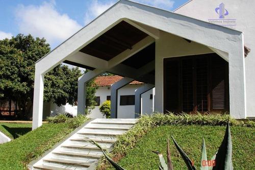 Imagem 1 de 21 de Chácara À Venda, 1000 M² Por R$ 1.190.000,00 - Estância Recreativa San Fernando - Valinhos/sp - Ch0070