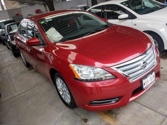 Nissan Sentra Sense Aut Ac 2016