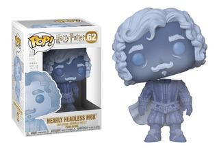 Funko Pop Nearly Headless Nick #62 Harry Potter Regalosleon