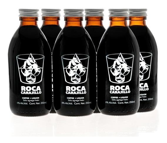 Six-pack Roca Carajillo