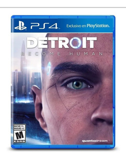 Juego Ps4 Detroit ! Excelente Estado.en Caja Barato