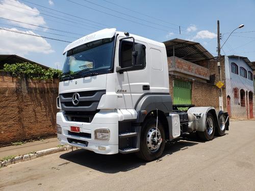 Mercedes-bens Axor 2544 6x2 Ano 2013/ 2013