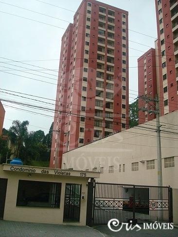 Apartamento Em Vila América - Mauá - Sp - Av02/28