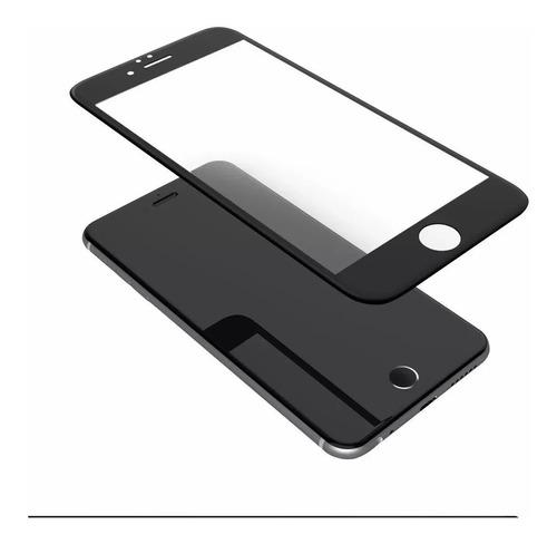 Vidrio Templado 5d 6d Full iPhone 6 6s Cubre 100%