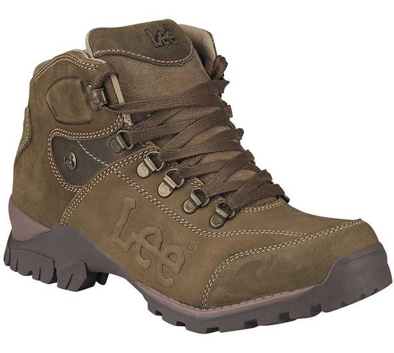 Zapato Hiking Hombre Lee 49670 Oi18 Env Gratis