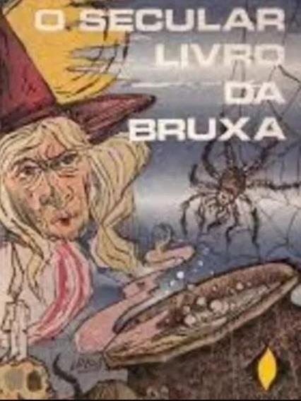 O Secular Livro Da Bruxa