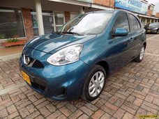 Nissan March 1.6cc Mt Aa
