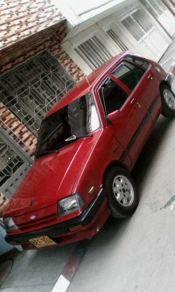Chevrolet Rojo Motor G10421791 4 Puertas