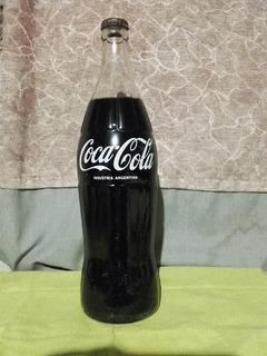 Botella Antigua Coca Cola