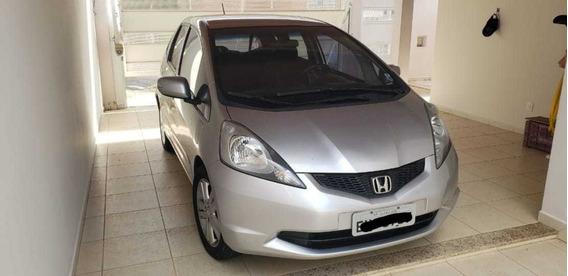 Honda Fit Ex 2010 Flex Automático
